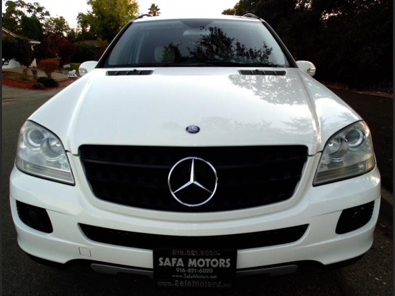 Mercedes-Benz M-Class 2006 price $6,995