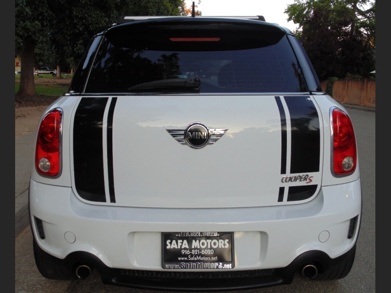 Mini Cooper Countryman S ALL4 AWD 4DR 2011 price $9,250