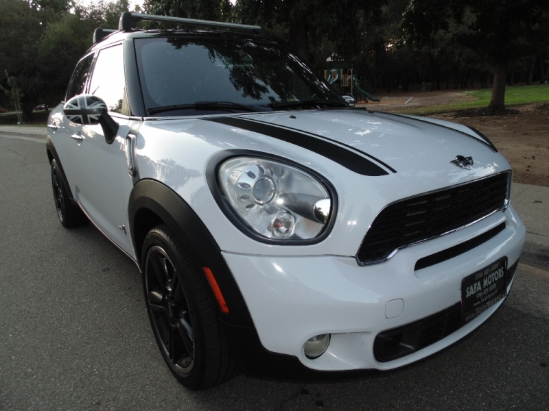 Mini Cooper Countryman S ALL4 AWD 4DR 2011 price $9,755