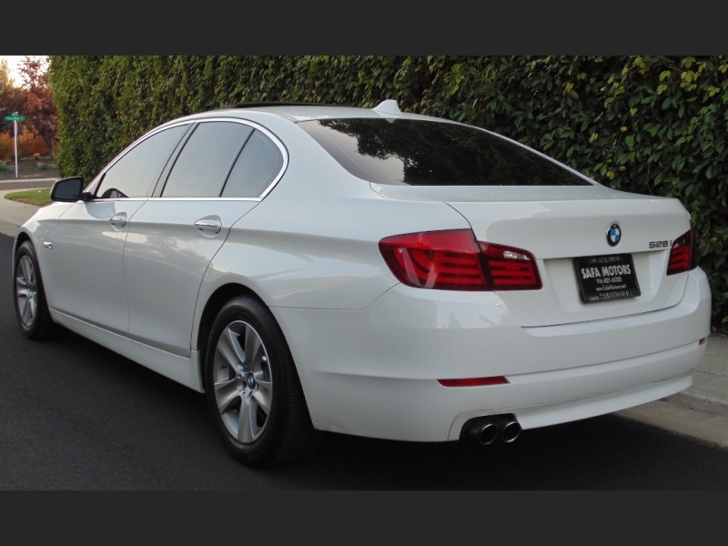 BMW 5 Series 4dr Sdn 528i Low Mileage 2013 price $11,755
