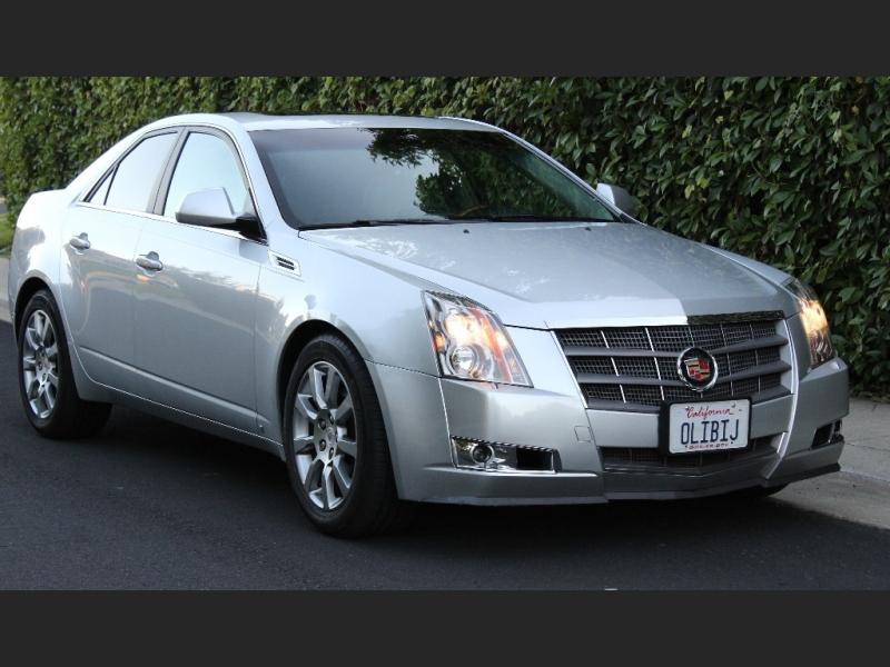 Cadillac CTS 2009 price $9,975