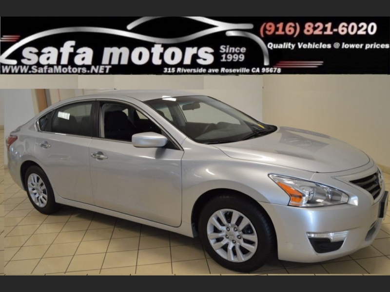 Nissan Altima SV 2013 price $6,550