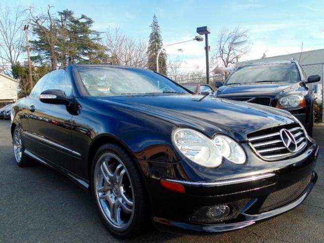 2005 Mercedes-Benz CLK55 clk-55