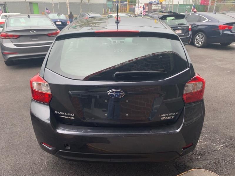 Subaru Impreza 2016 price $13,500