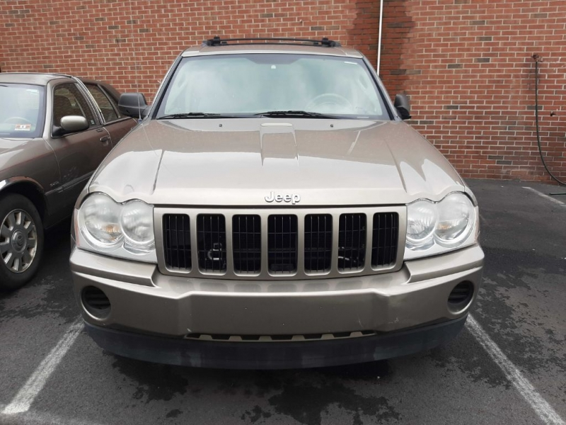 Jeep Grand Cherokee 2006 price $3,600