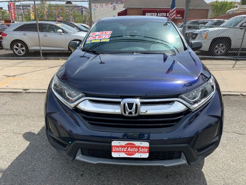 Honda CR-V 2017 price $17,500