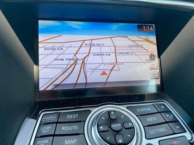 Infiniti FX35 2012 price $16,500