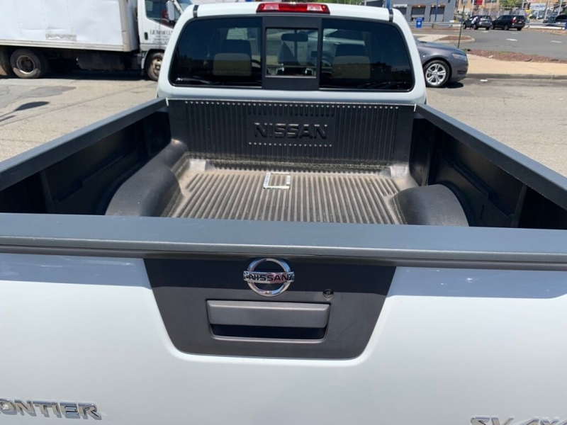 Nissan Frontier 2014 price $14,900
