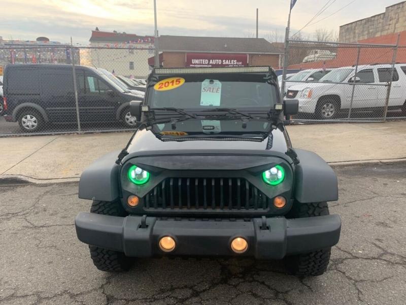 Jeep Wrangler Unlimited 2015 price $25,900