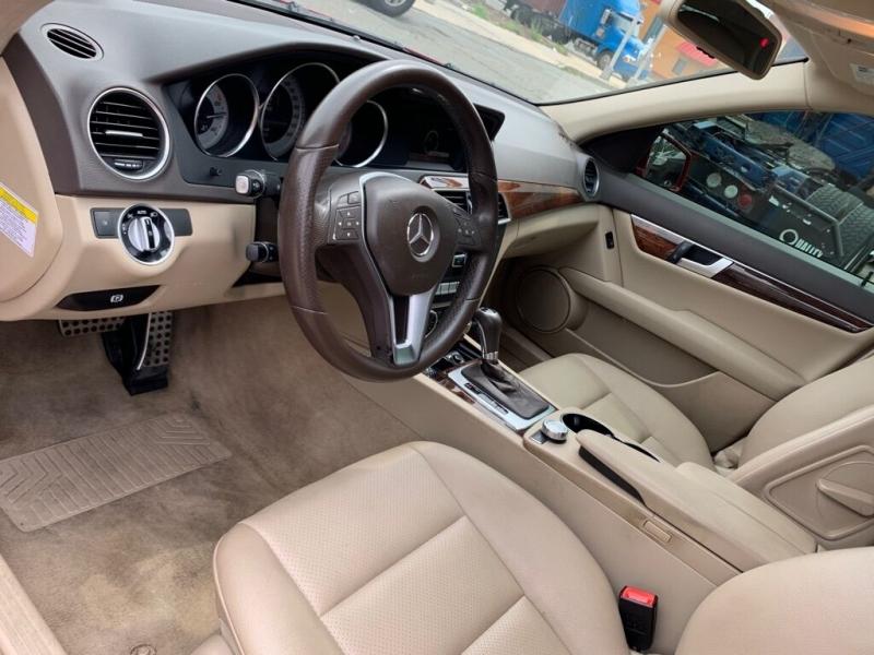 Mercedes-Benz C-Class 2013 price $13,500