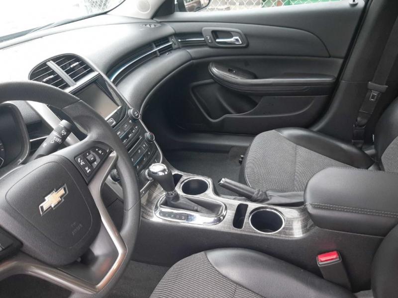 Chevrolet Malibu Limited 2016 price $10,500