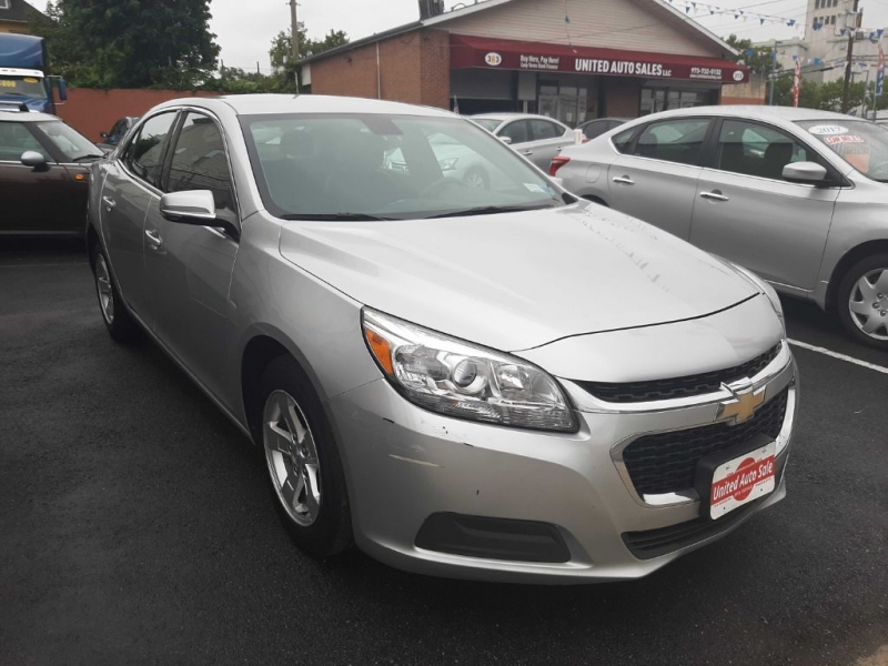 Chevrolet Malibu Limited 2016 price $10,500
