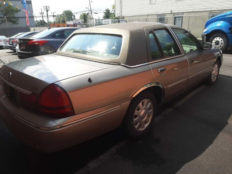 Mercury Grand Marquis 2005 price $3,900