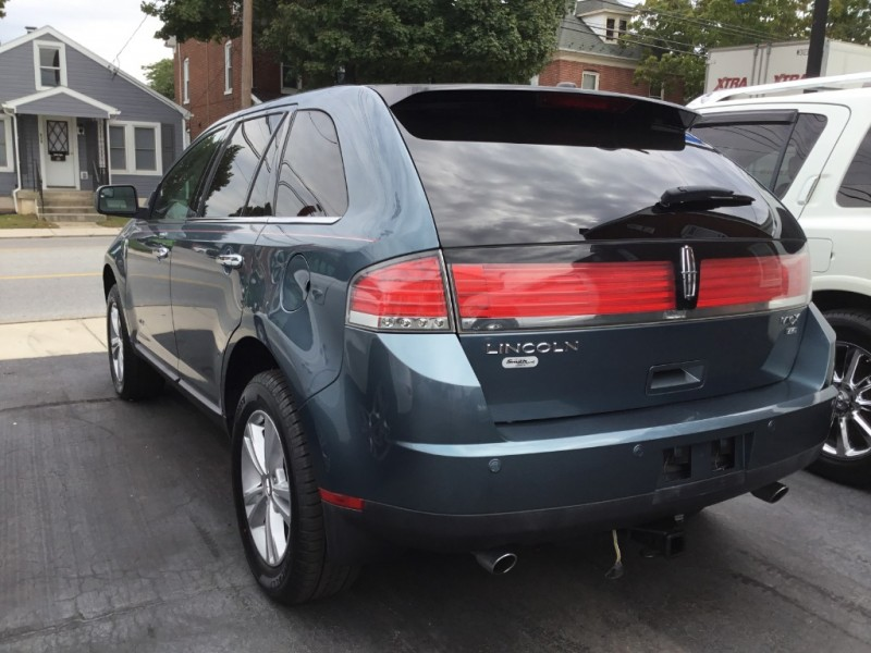 2010 lincoln mkx awd 4dr inventory smith motorsports inc auto dealership in hanover. Black Bedroom Furniture Sets. Home Design Ideas
