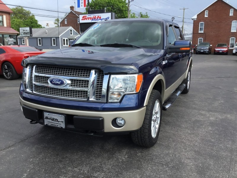 Ford F-150 2010 price $18,995