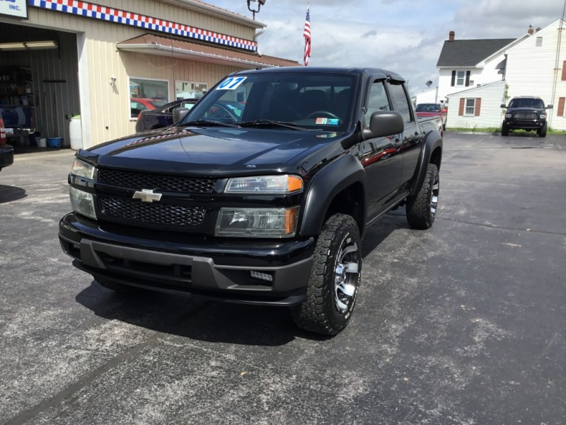 Chevrolet Colorado 2007 price $12,995