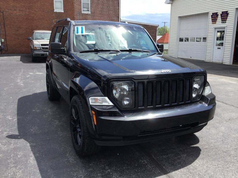 Jeep Liberty 2011 price $11,995