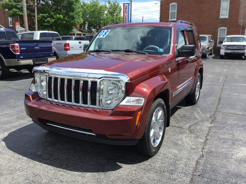 Jeep Liberty 2008 price $10,995