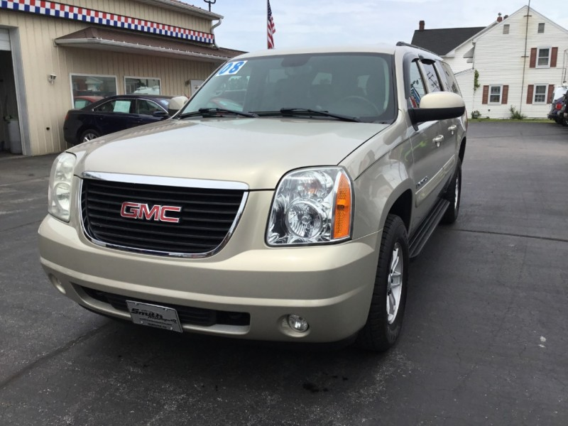 GMC Yukon XL 2008 price $16,995