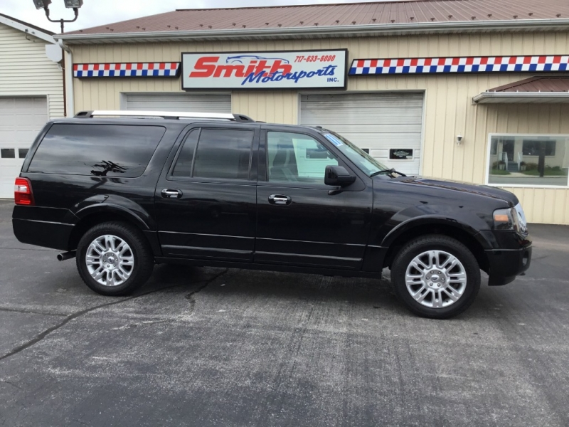 Ford Expedition EL 2011 price $17,995