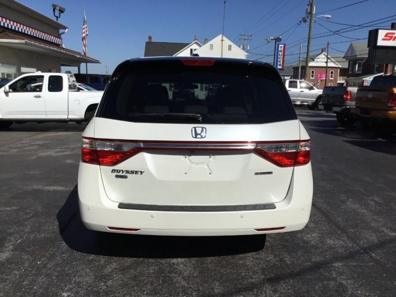 Honda Odyssey 2012 price $16,495