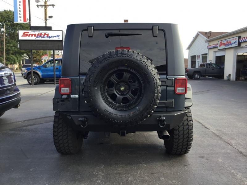 Jeep Wrangler 2007 price $17,995