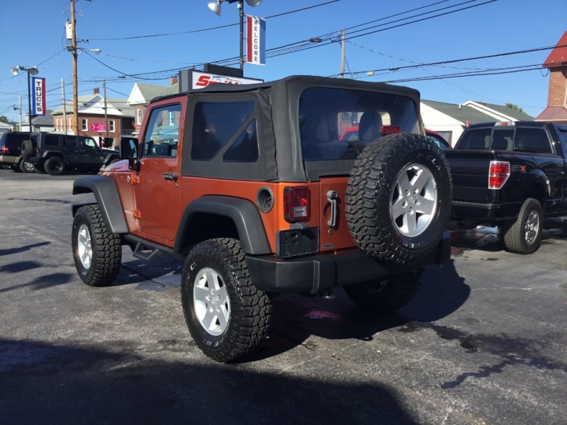Jeep Wrangler 2011 price $18,995