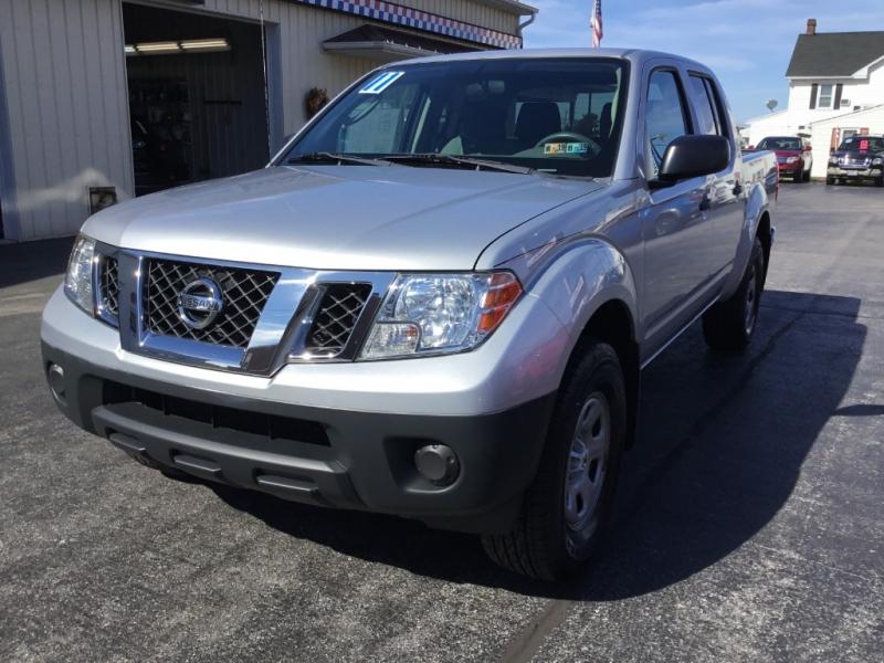 Nissan Frontier 2011 price $13,995