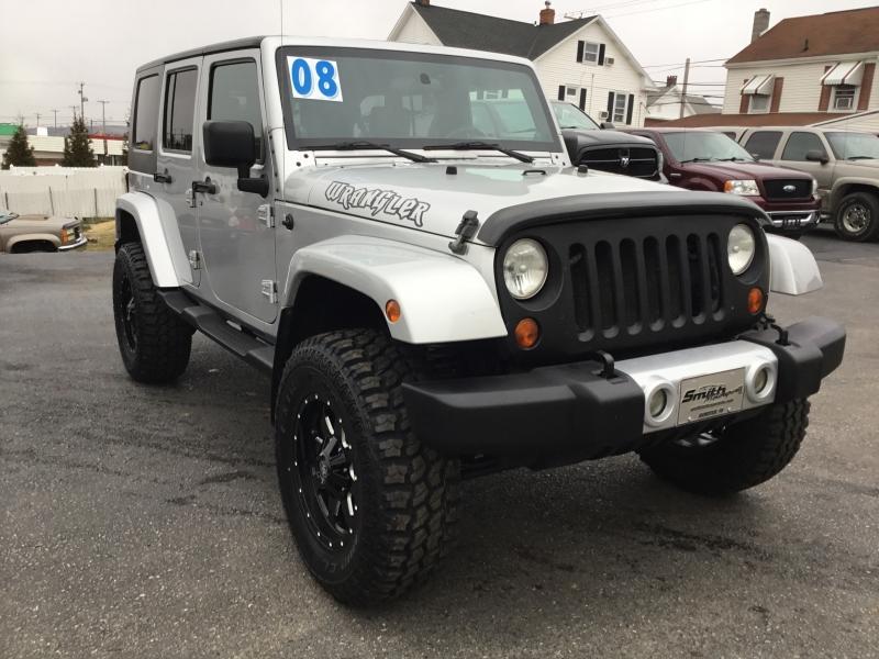 Jeep Wrangler 2008 price $18,995