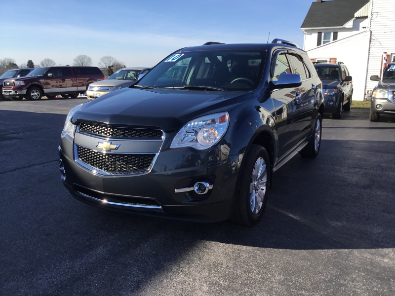 Chevrolet Equinox 2010 price $9,995