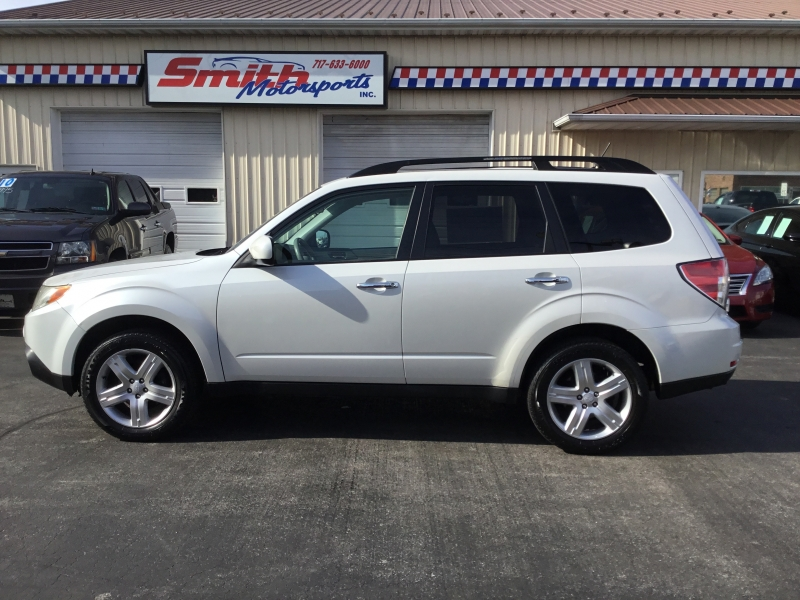 Subaru Forester 2009 price $7,995