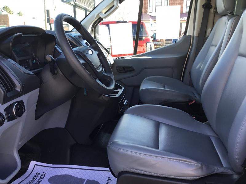 Ford Transit Cargo Van 2015 price $14,995
