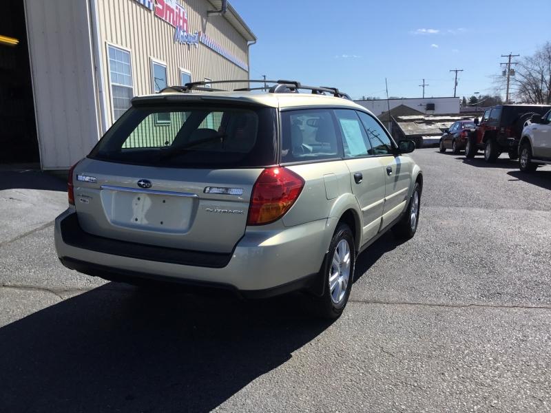 Subaru Outback 2005 price $5,995