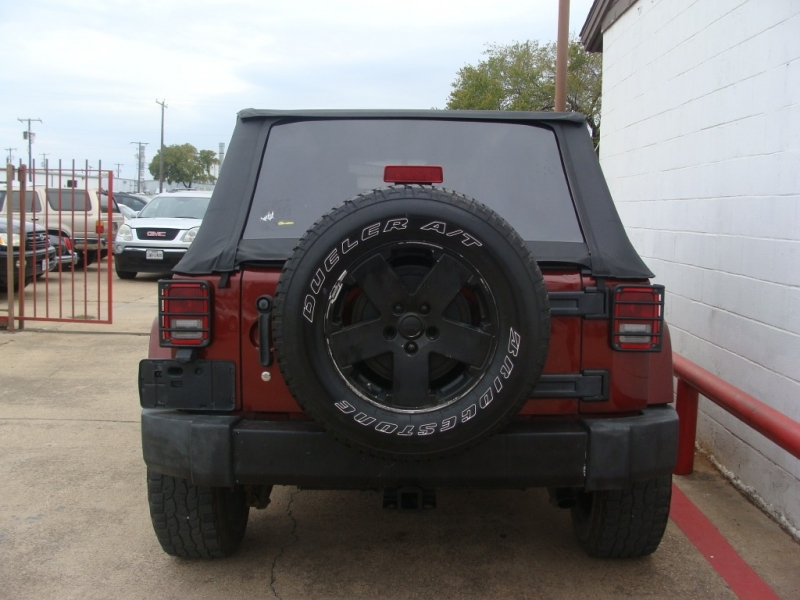 Jeep Wrangler 2008 price $999 Down