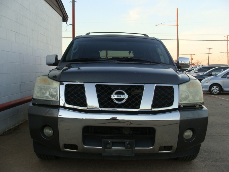Nissan Armada 2006 price $999 Down