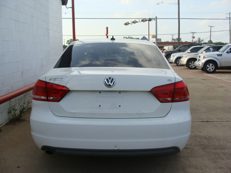 Volkswagen Passat 2013 price $1500 Down
