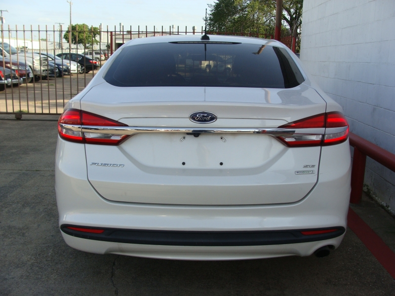 Ford Fusion 2017 price $1500 Down