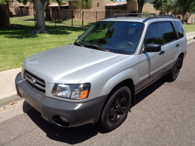 2005 Subaru Forester (Natl)
