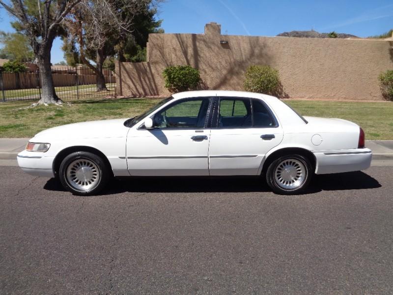 2000 Mercury Grand Marquis LS (same as Ford Crown Victoria