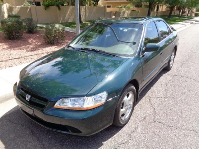 1998 Honda Accord Sdn