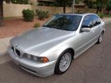 BMW 5-Series 2001