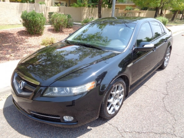 2007 Acura Tl Type S Navigation >> 2007 Acura Tl Type S Navigation 2 Owner Clean Title Nice
