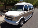 Chevrolet Astro Conversion Van 1998