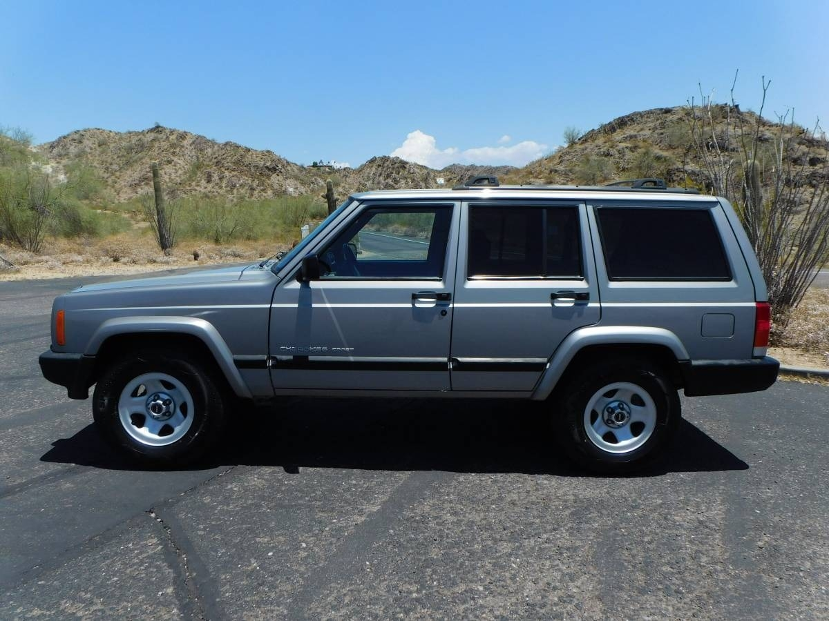 2001 Jeep Cherokee Sport 6 Cyl Clean Title Immaculate J M Imports Dealership In Phoenix