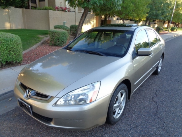2003 Honda Accord Sdn