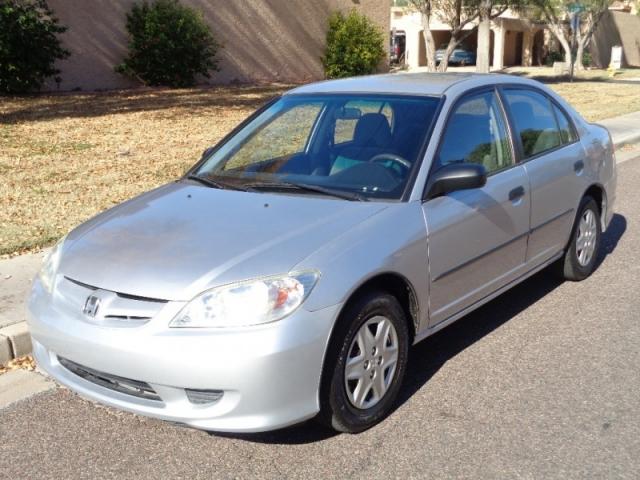 2004 Honda Civic Sdn