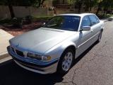 BMW 7-Series 2001