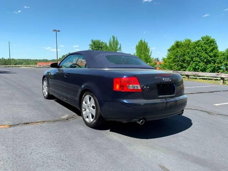 Audi A4 2006 price $5,997