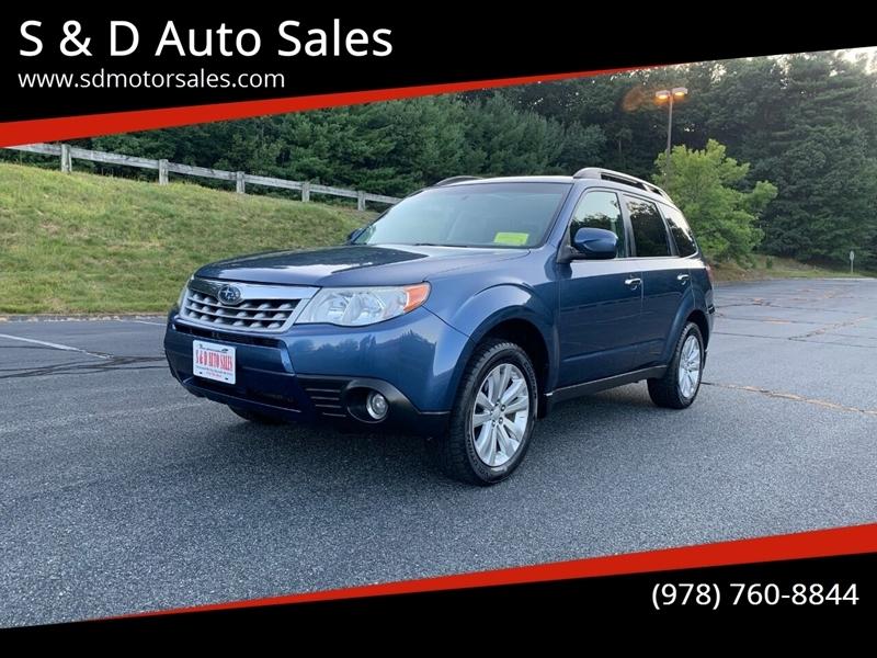 Subaru Forester 2011 price $6,997
