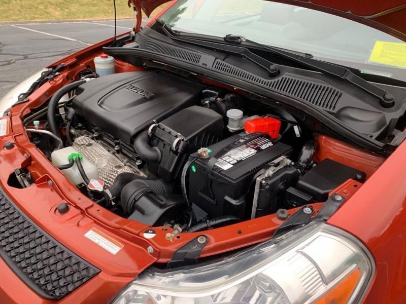 Suzuki SX4 Crossover 2010 price $4,997